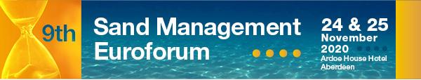9th Sand Management Euroforum